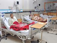 Commissioner Quetta visits DHQ hospital Chaman