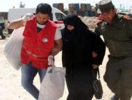 Over 1,100 Refugees Returned to Syria From Abroad Over Past 24 Ho ..