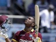 West Indies' Lewis returns for Bangladesh T20s