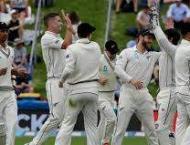 New Zealand v Sri Lanka first Test scoreboard
