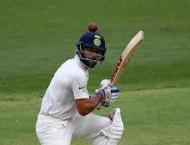 Kohli and Pujara dig in after India lose early wickets