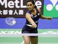 India's sizzling Sindhu reaches badminton Tour Finals decider