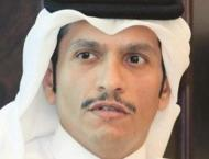 Qatari Foreign Minister Says Global Order 'Being Revisited,' Regi ..