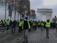 More Than 50 People Arrested in Ile-de-France Region Amid Yellow  ..