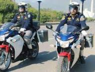 Islamabad police to reward citizens over good driving