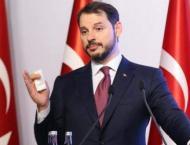 Turkish Finance Minister Says World Witnessing Economic Shift Fro ..
