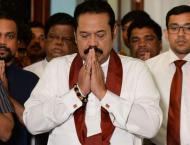 Rajapakse bows out, ending Sri Lanka power struggle
