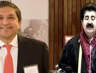 Sanjrani, Mandviwalla condole demise of Senator Azam Musakhail