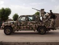 Two soldiers killed in mine blast in NE Nigeria: sources