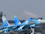 Ukrainian fighter pilot dies in crash: army