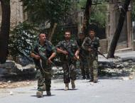 Three Syrian Servicemen Killed, 9 Wounded Due to Shelling by Mili ..