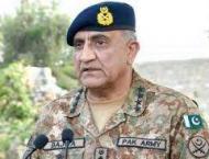 COAS confirms death sentence to 15 hardcore terrorists