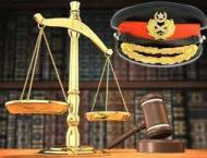 Military Courts awarded death sentence to 310 terrorists so far:  ..