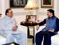 Sindh lawmaker gifts five camels to Zardari