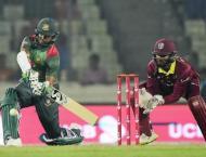 Bangladesh opt to bat in first West Indies Twenty20