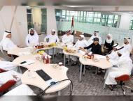 Saudi delegation visits UAE Ministry of Infrastructure Developmen ..