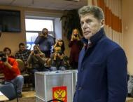 Kremlin candidate wins Far East election re-run