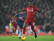 African players in Europe: Mane helps Liverpool back to top