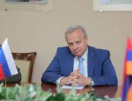 Moscow, Yerevan in Constructive Dialogue on Armenian Biolabs Acti ..