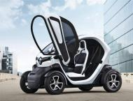 Renault to produce ultracompact EV Twizy in S. Korea