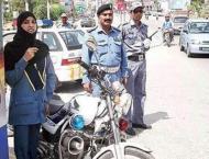Police arranges traffic awareness campaign at Bahawalpur