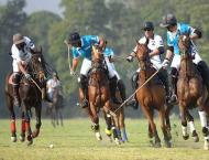 Lahore Garrison polo: one match decided