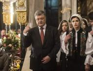 Poroshenko Says Ukrainian Orthodox Believers Must Choose Between  ..