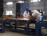 Large scale manufacturing industry grows 0.95% in October