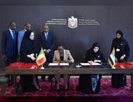 Reem Al Hashemy chairs ministerial meeting of 'UAE-Mali Joint C ..