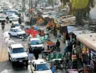 Deputy Mayor Sukkur urges steps to resolve parking, encroachment  ..