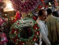 Christmas bazaars to be functional from Dec 22 at Faisalabad