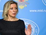 Russian Foreign Ministry Spokeswoman Says Venezuela Made Target f ..