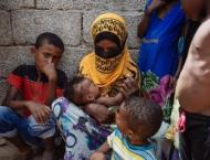 Oxfam Says Displaced Yemenis Face Threat of Famine, Freezing Weat ..