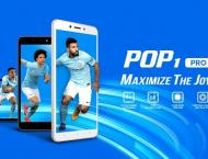 TECNO Mobile Presents POP 1 Pro with Faster Android™ 7.0 and Bi ..