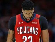 Pelicans coach says star Davis won't be traded