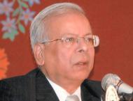 Adviser to Prime Minister Dr Ishrat Hussain inaugurat the exhibit ..