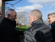 Netanyahu Says Anti-Tunnel Operation at Border With Lebanon Almos ..
