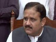 Punjab Chief Minister Sardar Usman Buzdar appreciates security ar ..