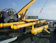 China's underwater glider sets new record