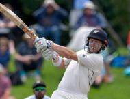 Failure delivers for Nicholls as New Zealand dominate