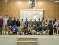 UVAS pay rich tributes to Quaid-e-Azam on his birth anniversary