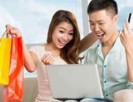 Online consumption in Chinese counties goes high-end: Report