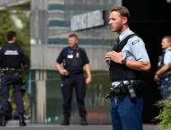 Four terror suspects held in Netherlands