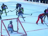 Pakistan Air Force wins the first ever Ice Hockey match
