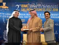 ADX wins IBMC UAE-INDIA Business Excellency Award 2018