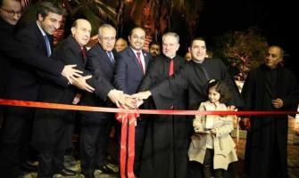 UAE Ambassador in Lebanon inaugurates 'Church of the Lady' in ..