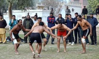 Shuhada police Kabaddi match on Sunday