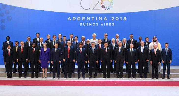 Trade ties in G20 summit spotlight
