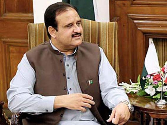 UAE Ambassdor calls on Punjab Chief Minister Sardar Usman Buzdar