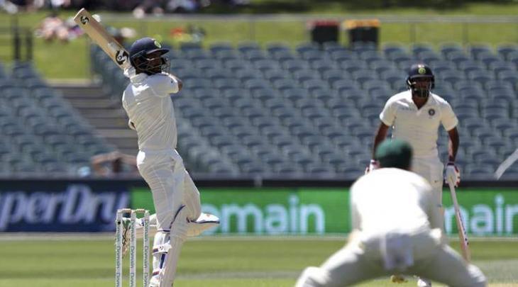 Australia V India First Test Scoreboard Urdupoint
